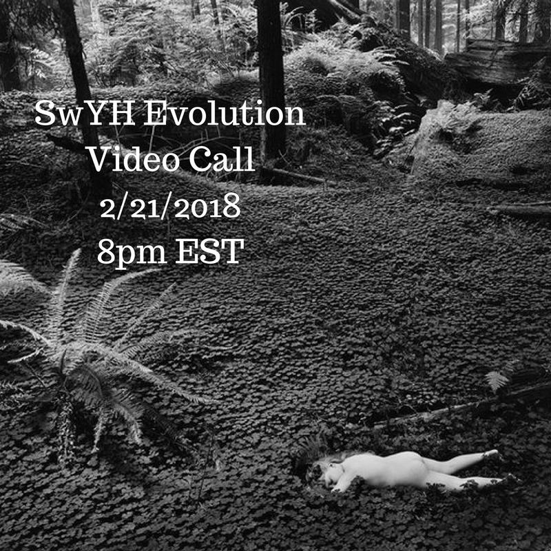 SwYH Evolution Video Call Media Post 2.21.2018